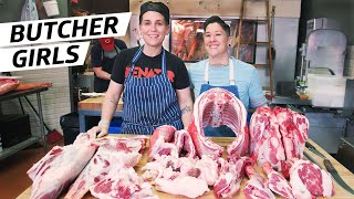 How New York's Butcher Girls Run Their Meat Omakase Subscription Service — Queer Table