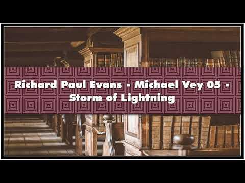 Richard Paul Evans Michael Vey 05 Storm of Lightning Audiobook