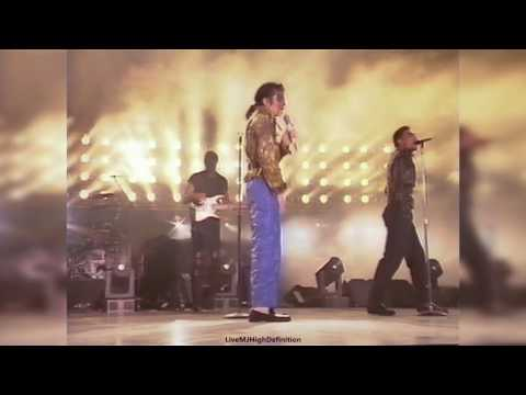 Michael Jackson - Workin' Day And Night - Live Bremen 1992 - HD