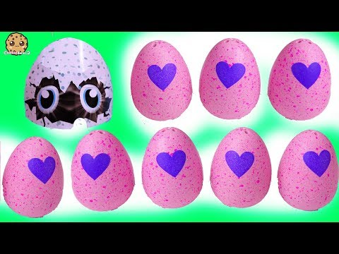 Baby Finds Eggs ! Hatchimals Surprise Animal Blind Bags Season 2 Mystery Toys