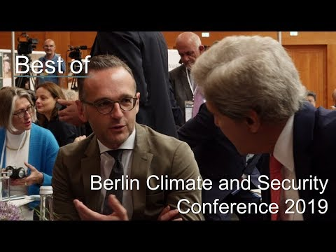 BEST OF Berlin Climate and Security Conference 2019