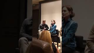 Elizabeth McGovern- Downton Abbey media interview