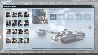 Endwar Online Gameplay Trailer