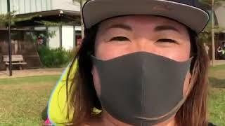 香港反送中示威者折纸鹤悼亡灵