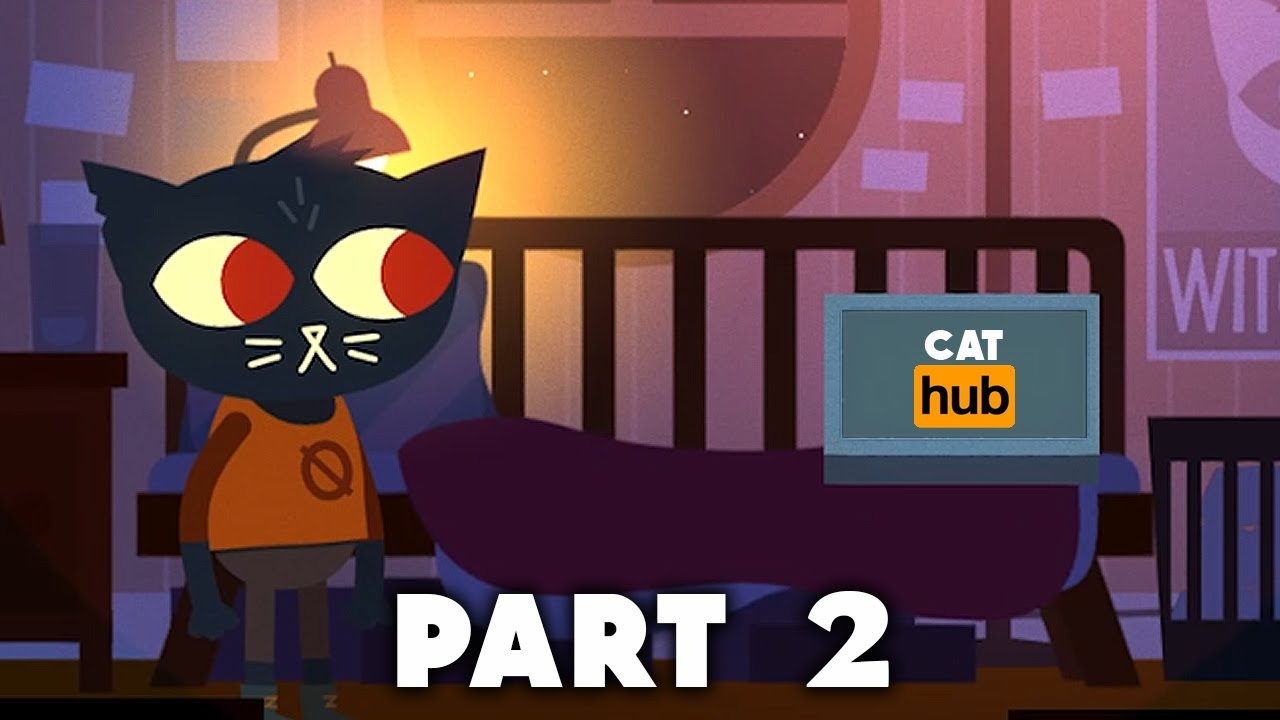 Night in the Woods - THE VIRAL TAKE OVER, PORN REMOVAL