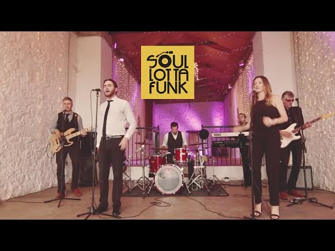 Soul Lotta Funk, South Wales Wedding and Corporate Events band