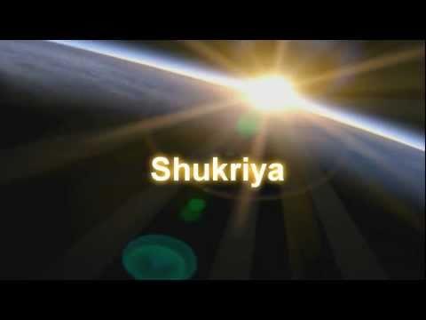 SHUKRIYA TERA - Amit Kamble