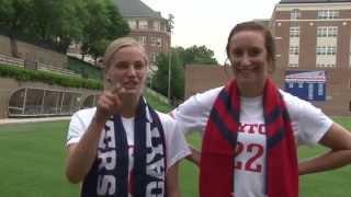 Get Your Dayton Soccer Scarfs!
