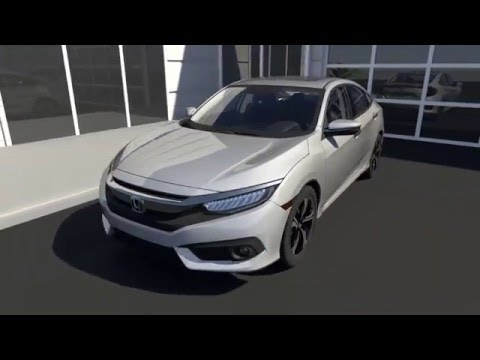 2016 Civic Passenger's Airbag OFF Indicator