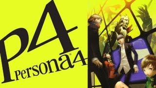 CGRundertow SHIN MEGAMI TENSEI: PERSONA 4 GAMEPLAY for PlayStation 2 Video Game Review