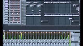 FL Studio 10 Bhangra Desi Hip-Hop Beat Asian Navigator Instrumental FREE FLP DOWNLOAD 2013 TUTORIAL