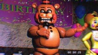 [FNAF] Toy Freddy testing show 1987 - Five Nights at Freddy's 2