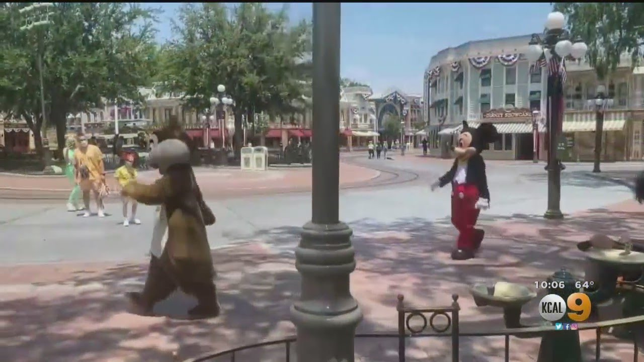 Soaring Prices At Disney Theme Parks Sparks Concern That Families May Be Priced Out