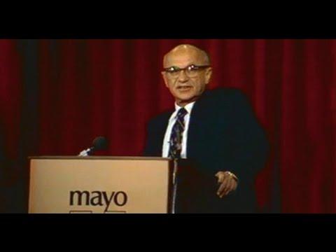Milton Friedman Speaks: The Economics of Medical Care (B1234) - Full Video