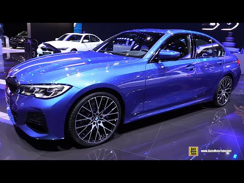 2019 BMW 3 Series 330i M-Sport - Exterior and Interior Walkaround - Debut at 2018 Paris Motor Sh