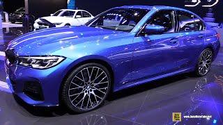 2019 BMW 3 Series 330i M-Sport - Exterior and Interior Walkaround - Debut at 2018 Paris Motor Sh