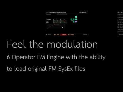 Kurzweil Forte v4.00 Update!