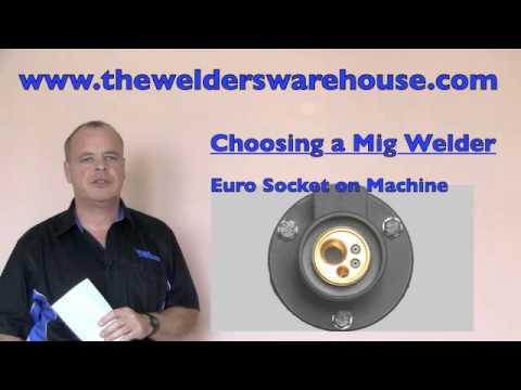 Choosing A Mig Welder, A Simple Guide