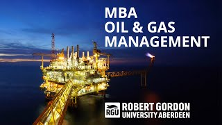Interested in studying an MBA in Oil and Gas Management?
