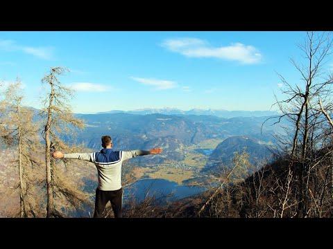 Slovenia Road Trip Ljubljana to lake Bohinj
