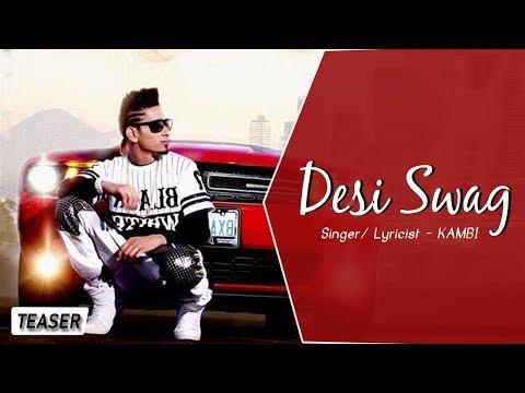 Desi Swag | Kambi Ft. Deep Jandu | Latest Punjabi Song | Teaser | Desi Swag Records