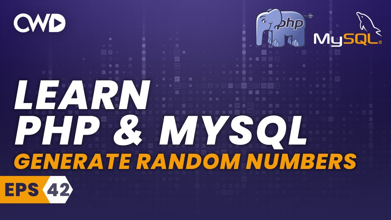 How to Generate Random Numbers - PHP for Beginners - PHP Programming