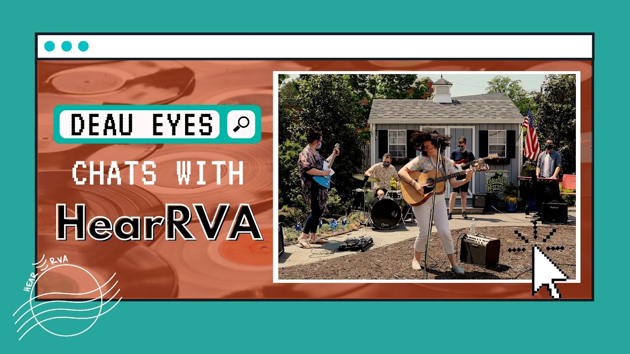 Interview: Indie-Rock band Deau Eyes excited to perform again.