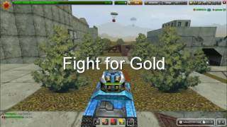 Tanki Online ll RFG (Race for Gold) + FFG (Fight for Gold)