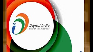 Digital India - Top 5 Govt.  Mobile  Application