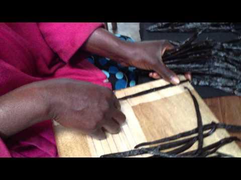 'Ndali' Vanilla Bean Processing