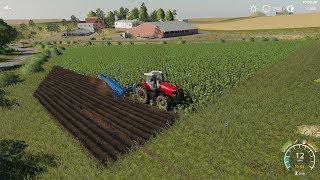 Farming Simulator 19 - Ravenport - Multiplayer - Timelapse #12