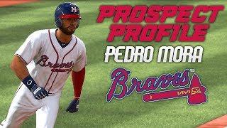 MLB The Show 17: Braves Franchise - Pedro Mora Prospect Profile