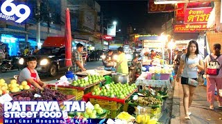 Video PATTAYA STREET FOOD You Can Eat Thai Food download MP3, 3GP, MP4, WEBM, AVI, FLV November 2018