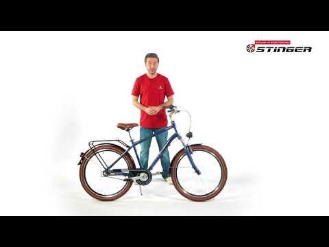 Велосипед стингер толедо 2015 видео обзор