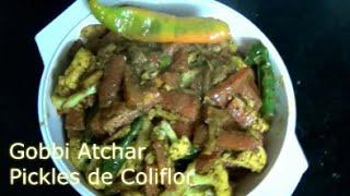 COMIDA VEGETARIANA HINDU - Gobbi Acchar