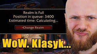 Blizzard NIE JEST GOTOWY na WoW Classic?