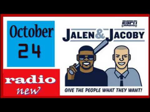 Jalen & Jacoby 2017 10 24 Broken News From Cleveland, Goodell's Extension, Bledsoe's Tweets and More