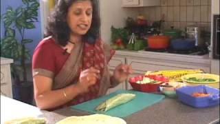 Indian Vegetarian Gourmet - Tortilla Wraps
