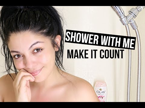 Shower with Me: How to Make your shower Experience Unique