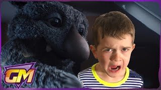 John Lewis Christmas Ad 2017 - #MozTheMonster - Fun Kids Parody