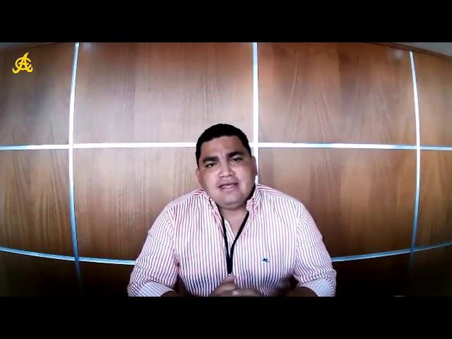 Encuentro virtual pre-juego con el Gerente de Águilas Cibaeñas, Ángel Ovalles