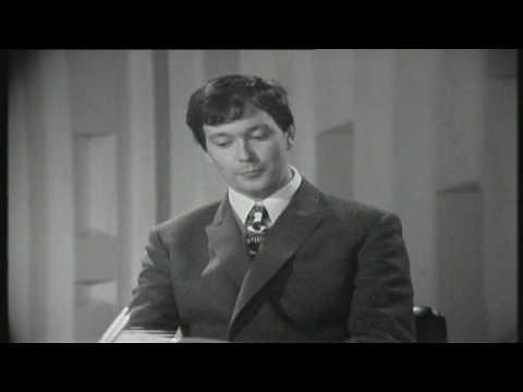 Joe Orton Television Interview 1967
