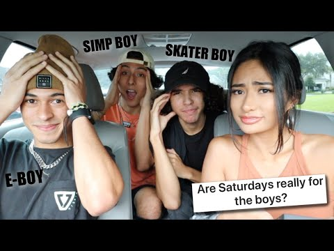 asking college boys questions girls are too afraid to ask!