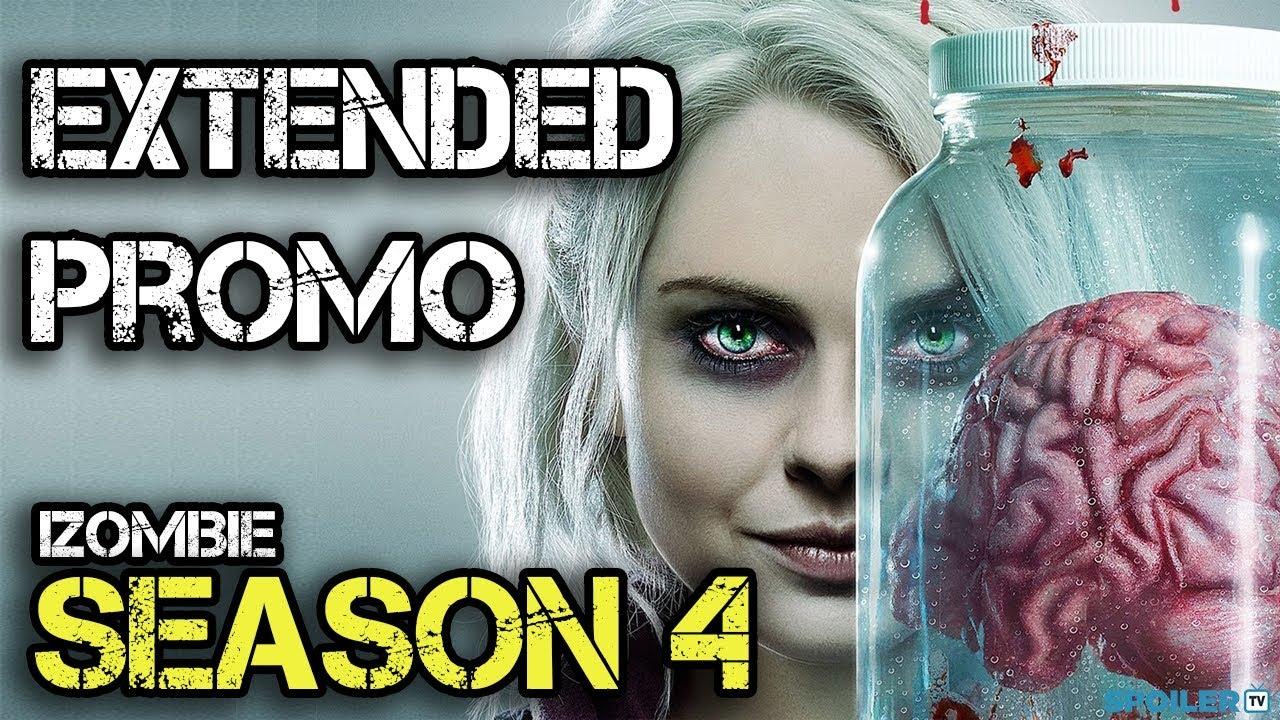 Izombie Season 4 Netflix