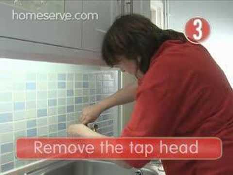 How To Repair A Ceramic-Disc Tap