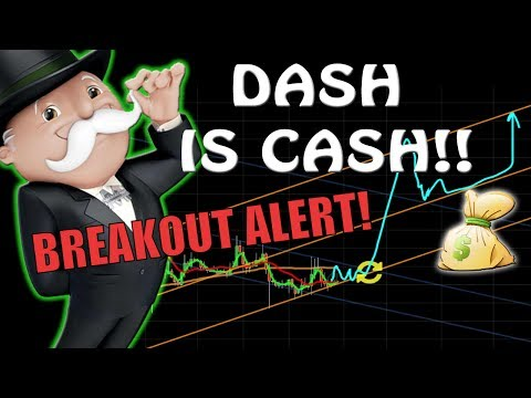 DASH IS CASH! | Cryptocurrency Analysis JUNE 1 2017 | Bitcoi