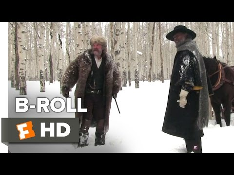 The Hateful Eight B-ROLL 1 (2015) - Samuel L. Jackson, Channing Tatum Western HD