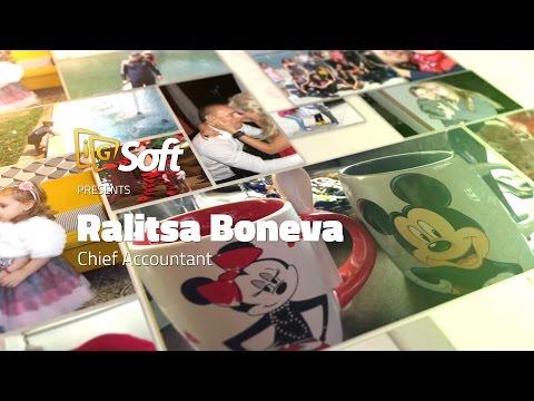 Ralitsa Boneva, IG Soft Chief Accountant