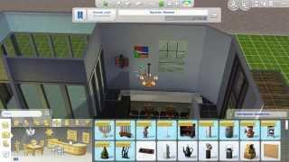 Sims 4 Строительство . Ночной клуб