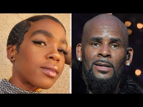 BREAKING: R.Kelly's Daughter Comes Clean Reveals More ALARMING Info On R Kelly!!